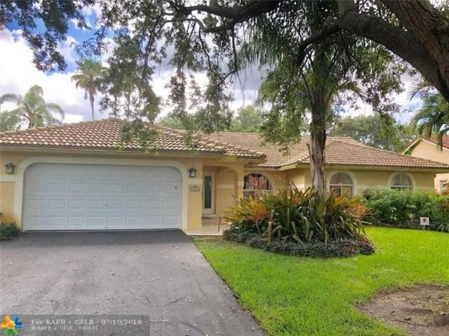 4866 NW 104th Ln, Coral Springs, FL 33076 (MLS #F10131250) :: Green Realty Properties
