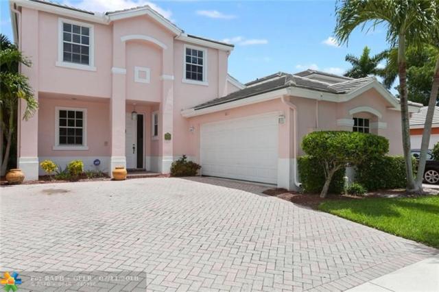 8211 Hampton Wood Dr, Boca Raton, FL 33433 (MLS #F10131273) :: Green Realty Properties
