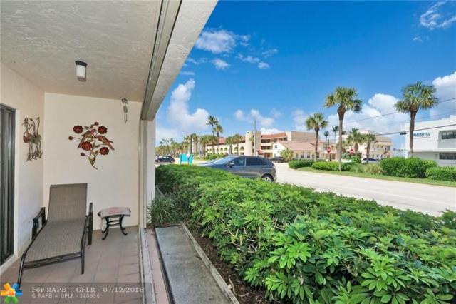 4140 N Ocean Dr 101E, Lauderdale By The Sea, FL 33308 (MLS #F10131348) :: Green Realty Properties
