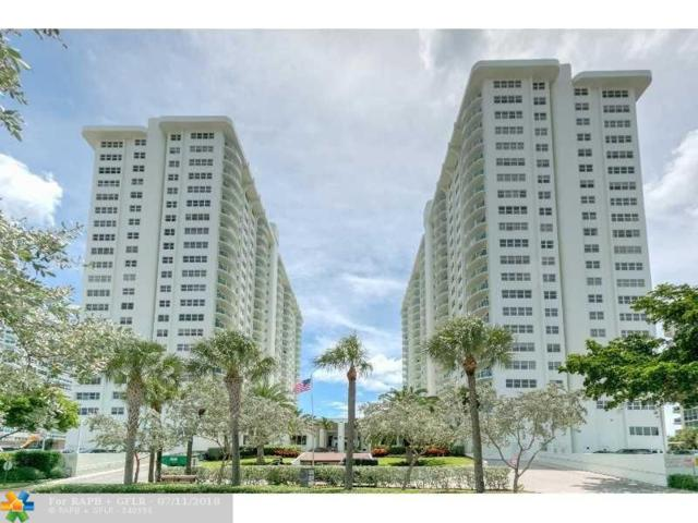 3400 Galt Ocean Dr 309S, Fort Lauderdale, FL 33308 (MLS #F10131389) :: Green Realty Properties