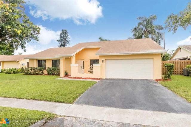 5537 SW 8th Pl, Margate, FL 33068 (MLS #F10131405) :: Green Realty Properties