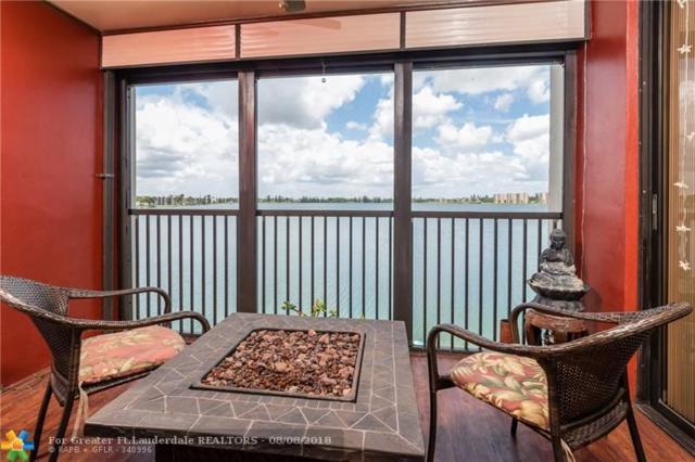 111 Lake Emerald Dr #302, Oakland Park, FL 33309 (MLS #F10131443) :: Green Realty Properties
