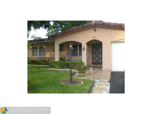 4360 NW 12th Ter, Pompano Beach, FL 33064 (MLS #F10131449) :: Green Realty Properties