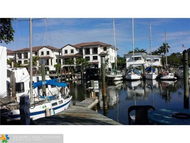 100 Hendricks Isle, Fort Lauderdale, FL 33301 (MLS #F10131469) :: Green Realty Properties