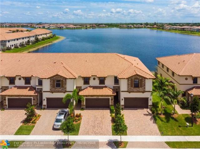 9583 Town Parc Cir N #9583, Parkland, FL 33076 (MLS #F10131496) :: Green Realty Properties