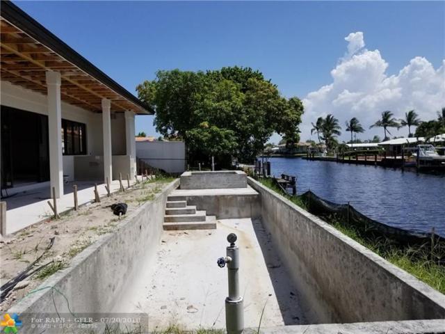 411 SE 14th Ave, Pompano Beach, FL 33060 (MLS #F10131502) :: Green Realty Properties