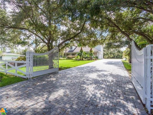 5800 SW 196th Ln, Southwest Ranches, FL 33332 (MLS #F10131529) :: Green Realty Properties