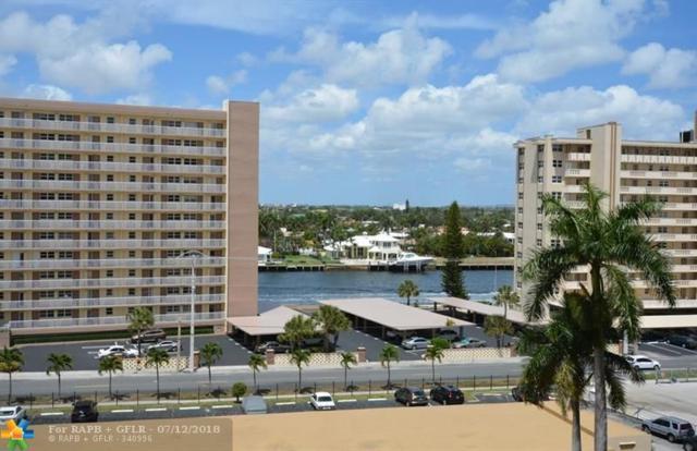 201 N Ocean Blvd #707, Pompano Beach, FL 33062 (MLS #F10131540) :: Green Realty Properties