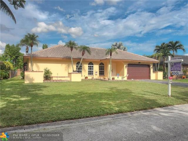 1713 NW 112th Ter, Coral Springs, FL 33071 (MLS #F10131568) :: The Dixon Group