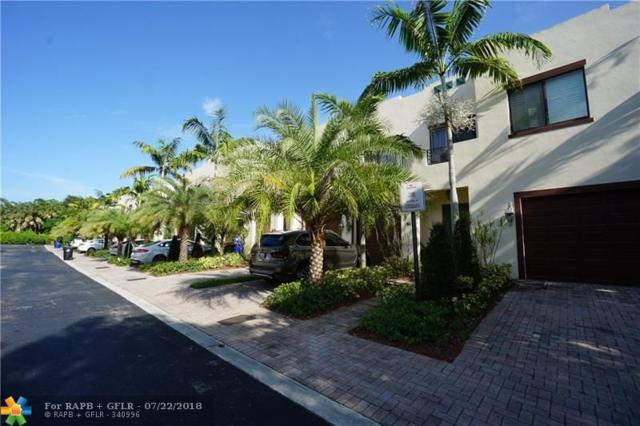 1642 SW 33rd Ct #1642, Fort Lauderdale, FL 33315 (MLS #F10131576) :: Green Realty Properties