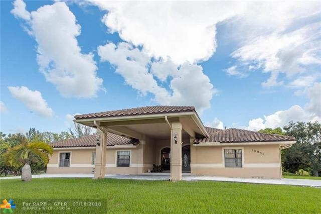 18951 SW 57th Ct, Southwest Ranches, FL 33332 (MLS #F10131636) :: Green Realty Properties