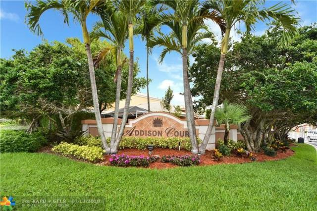 5635 NW 119th Way #5635, Coral Springs, FL 33076 (MLS #F10131649) :: Green Realty Properties