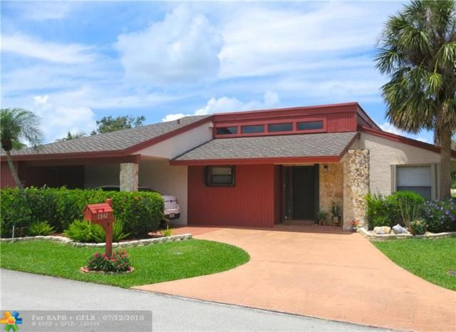 7842 Beechfern Cir, Tamarac, FL 33321 (MLS #F10131657) :: Green Realty Properties