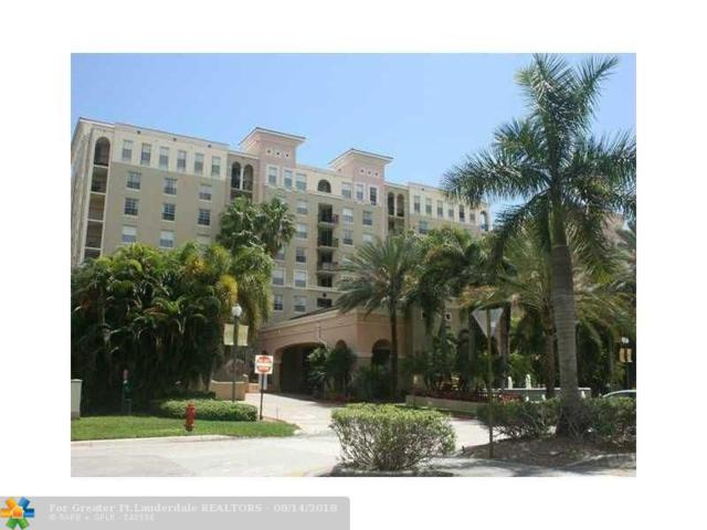 520 SE 5th Ave #3507, Fort Lauderdale, FL 33301 (MLS #F10131659) :: Green Realty Properties