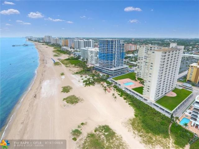 750 N Ocean Blvd #1402, Pompano Beach, FL 33062 (MLS #F10131666) :: Green Realty Properties