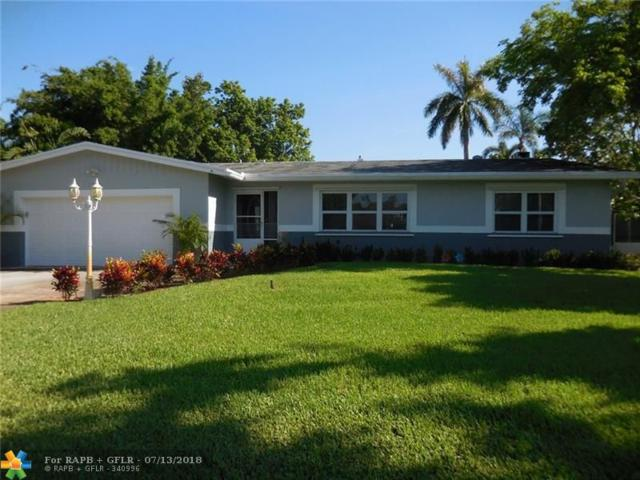 11961 NW 27th Ct, Plantation, FL 33323 (MLS #F10131731) :: The Dixon Group