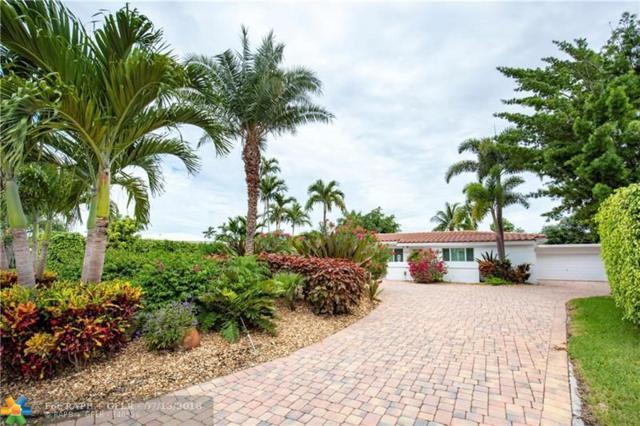 5405 NE 21st Ter, Fort Lauderdale, FL 33308 (MLS #F10131734) :: Green Realty Properties