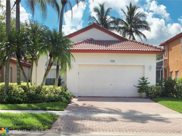 1225 NW 192nd Ter, Pembroke Pines, FL 33029 (MLS #F10131778) :: Green Realty Properties
