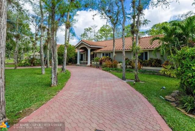 8140 NW 51st Pl, Coral Springs, FL 33067 (MLS #F10131865) :: The Dixon Group