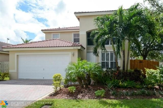 7696 NW 19th St, Pembroke Pines, FL 33024 (MLS #F10131866) :: Green Realty Properties