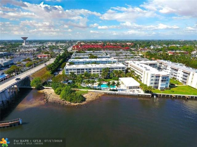 641 E Woolbright Rd #301, Boynton Beach, FL 33435 (MLS #F10131875) :: Green Realty Properties