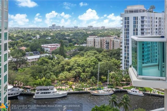 347 N New River Dr #1609, Fort Lauderdale, FL 33301 (MLS #F10131876) :: Green Realty Properties