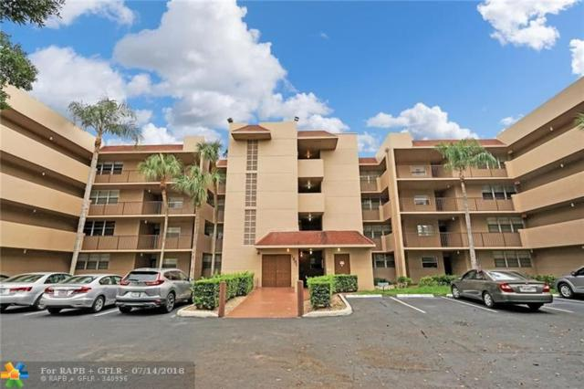1831 Sabal Palm Dr #407, Davie, FL 33324 (MLS #F10131901) :: Green Realty Properties