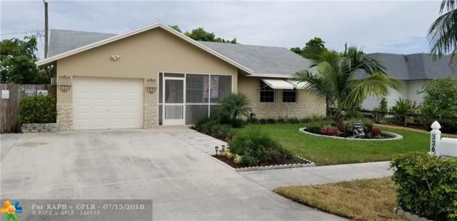 336 SW 34th Ter, Deerfield Beach, FL 33442 (MLS #F10131911) :: The Dixon Group