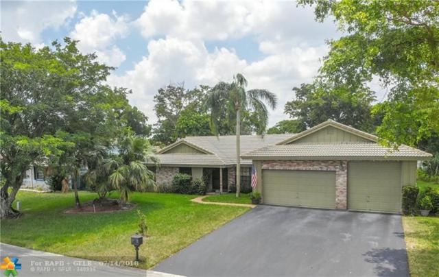 8788 NW 49th Dr, Coral Springs, FL 33067 (MLS #F10131957) :: The Dixon Group
