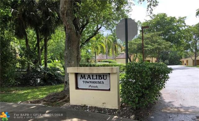 8536 NW 9th Pl #8536, Plantation, FL 33324 (MLS #F10131967) :: Green Realty Properties