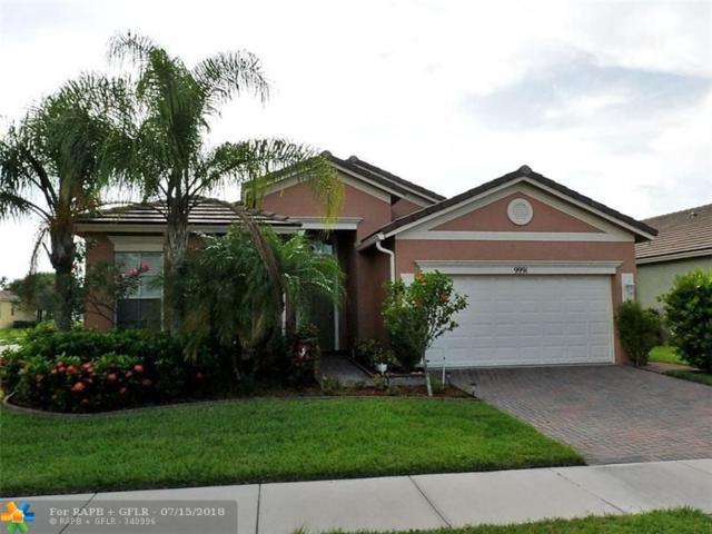 9991 SW Glenbrook Drive, Port Saint Lucie, FL 34987 (MLS #F10131997) :: Green Realty Properties