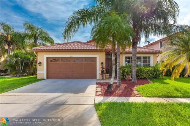 18011 SW 12th Ct, Pembroke Pines, FL 33029 (MLS #F10132029) :: Green Realty Properties