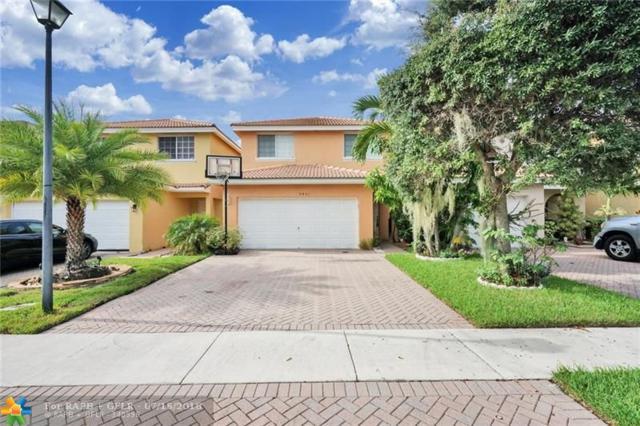 9451 NW 55th St, Sunrise, FL 33351 (MLS #F10132044) :: Green Realty Properties