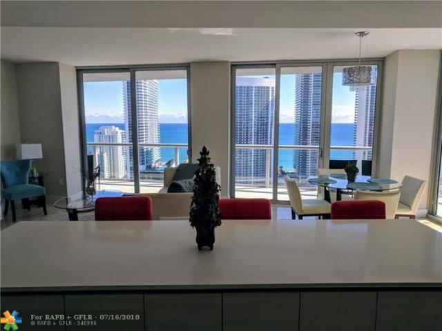 2600 E Hallandale Bch Blvd T3201, Hallandale, FL 33009 (MLS #F10132089) :: Green Realty Properties