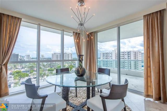 101 S Ft. Lauderdale Beach Blvd. #907, Fort Lauderdale, FL 33316 (MLS #F10132121) :: Green Realty Properties