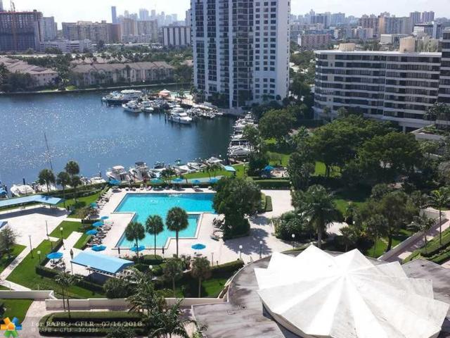 2500 Parkview Dr #1116, Hallandale, FL 33009 (MLS #F10132123) :: Green Realty Properties