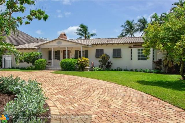 206 N Gordon Rd, Fort Lauderdale, FL 33301 (MLS #F10132159) :: Green Realty Properties