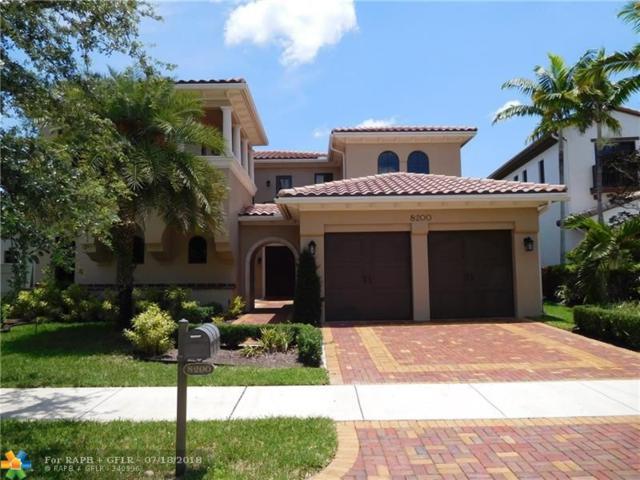 8200 Emerald Ave, Parkland, FL 33076 (MLS #F10132171) :: The O'Flaherty Team