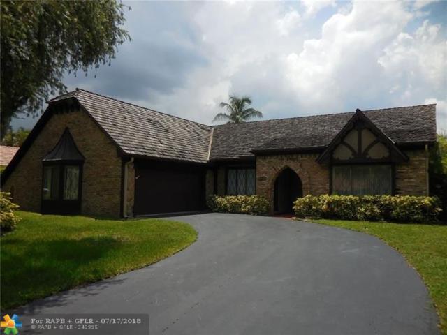 9720 NW 10th St, Plantation, FL 33322 (MLS #F10132197) :: Green Realty Properties