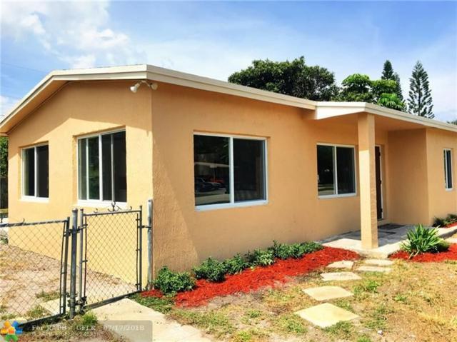 3411 NW 7th Ct, Lauderhill, FL 33311 (MLS #F10132214) :: Green Realty Properties