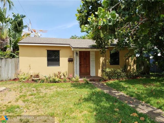 1444 NE 2nd Ave, Fort Lauderdale, FL 33304 (MLS #F10132232) :: Laurie Finkelstein Reader Team