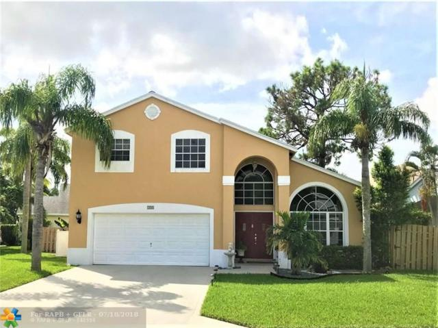 135 Meadowlands Dr, Royal Palm Beach, FL 33411 (MLS #F10132279) :: Green Realty Properties