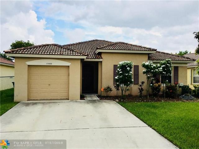 11460 SW 20th St, Miramar, FL 33025 (MLS #F10132321) :: Green Realty Properties