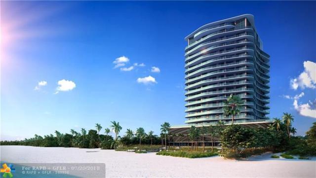 730 N Ocean Blvd #402, Pompano Beach, FL 33062 (MLS #F10132325) :: The O'Flaherty Team