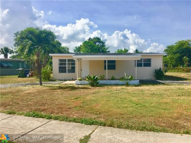 3235 NW 1st Ct, Lauderhill, FL 33311 (MLS #F10132355) :: Green Realty Properties