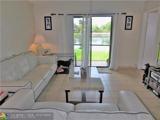 10942 NW 30th Pl #10942, Sunrise, FL 33322 (MLS #F10132369) :: Green Realty Properties