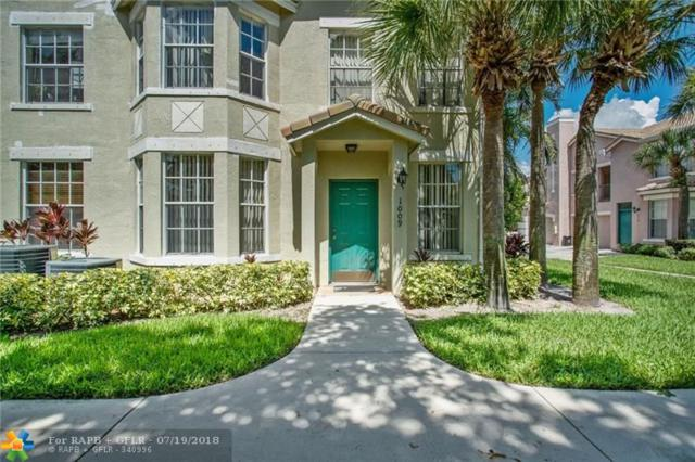 1009 Belmont Pl #1009, Boynton Beach, FL 33436 (MLS #F10132378) :: Green Realty Properties