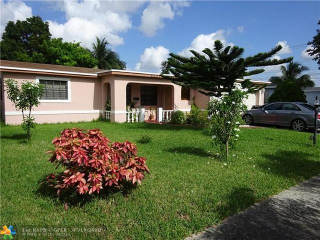 4301 NW 32nd Ave, Lauderdale Lakes, FL 33309 (MLS #F10132384) :: Green Realty Properties
