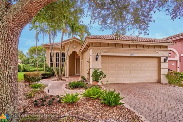 5881 NW 124th Way, Coral Springs, FL 33076 (MLS #F10132417) :: Green Realty Properties