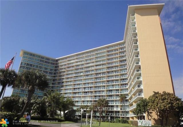 333 NE 21st Ave #316, Deerfield Beach, FL 33441 (MLS #F10132423) :: Green Realty Properties
